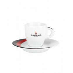 Сервиз Blasercafe Rosso Nero для эспрессо 12 предметов