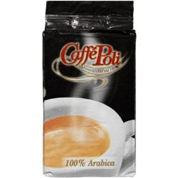 Кофе молотый Caffe Poli 100% Arabica 250 г. 20 шт.