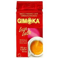 Кофе молотый Gimoka Gran Gusto 250 г.