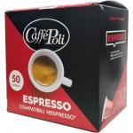 Кофе в капсулах Caffe Poli Espresso 50 шт.