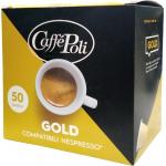 Кофе в капсулах Caffe Poli Gold 50 шт.