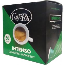 Кофе в капсулах Caffe Poli Intenso 50 шт.