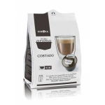 Кофе в капсулах Gimoka Cortado 16 шт.