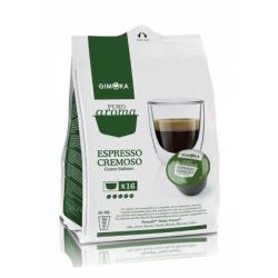 Кофе в капсулах Gimoka Espresso Cremoso 16шт.