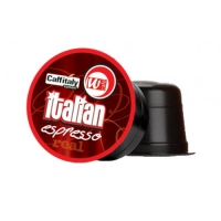 Кофе в капсулах Caffitaly Italian Espresso упаковка 10 шт.