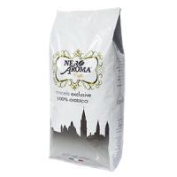 Кофе в зёрнах Nero Aroma Exclusive 100% Arabica 1 кг.