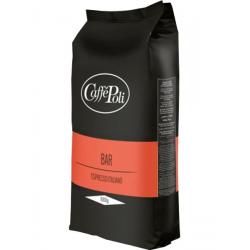 Кофе в зёрнах Caffe Poli Bar 1кг.