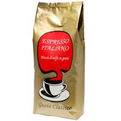 Кофе в зёрнах Espresso Italiano Gusto Classico 1кг.