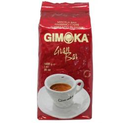 Кофе в зёрнах Gimoka Gran Bar 1кг.