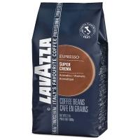 Кофе в зёрнах Lavazza Super Crema 500г.