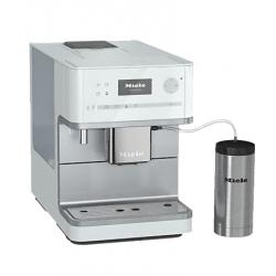 Кофемашина автоматическая Miele CM6350 low white