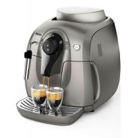Кофемашина автоматическая Philips 2000 Chrome HD8653/41