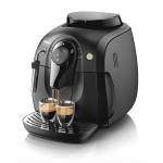 Кофемашина автоматическая Philips 2000 Vapore black