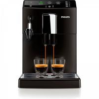 Кофемашина автоматическая Philips 3000 AMF black HD8825/09