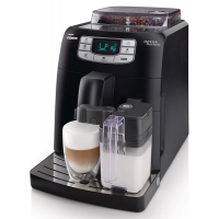 Кофемашина автоматическая Philips-Saeco Intelia One Touch Cappuccino Black