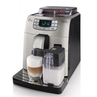 Кофемашина автоматическая Philips-Saeco Intelia One Touch Cappuccino Metal