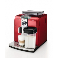 Кофемашина автоматическая Philips-Saeco Syntia Cappuccino Premium Red