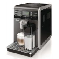 Кофемашина автоматическая Saeco Moltio One Touch Cappuccino Black