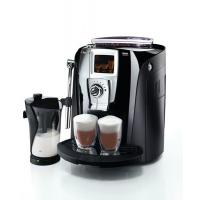 Кофемашина автоматическая Saeco Talea Touch Plus Black + Milk Island