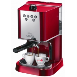 Кофемашина ручная Gaggia New Baby Dose Red