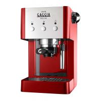 Кофемашина ручная Gran Gaggia Deluxe Red