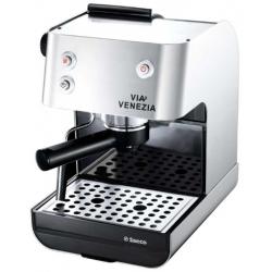 Кофемашина ручная Saeco Via Venezia Espresso inox