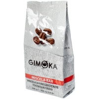 Кофе в зёрнах Gimoka Miscela Bar 250 г. упаковка 24 шт.
