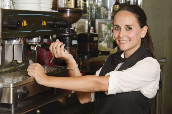 установка профессиональных кофемашин