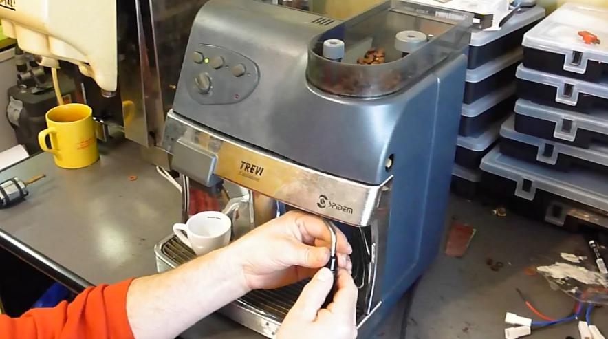 Ремонт кофемашин jura своими руками